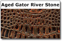 Aged Gator River Stone